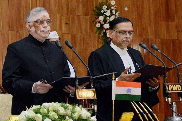 Sathasivam Assumes Office as Kerala Governor