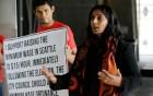Indian-Origin Kshama Sawant in Seattle City Council