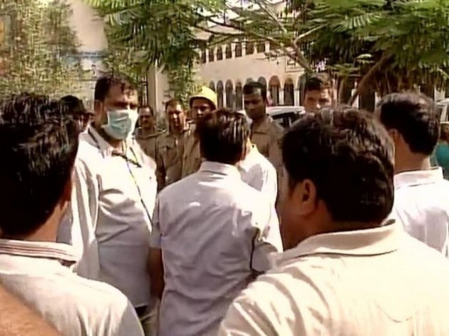 85 students hospitalised after gas leakage in Delhi