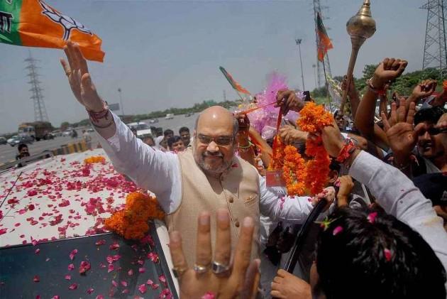 New Team BJP: BSY is VP, Ram Madhav G. Sec, Varun Dropped