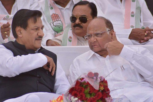 NCP-Congress Alliance Splits in Maharashtra