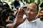 NCP Will Never Support BJP And Compromise on Secularism: Sharad Pawar