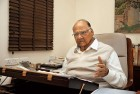 Rail Activist Gandhi Demands Bharat Ratna for Pawar