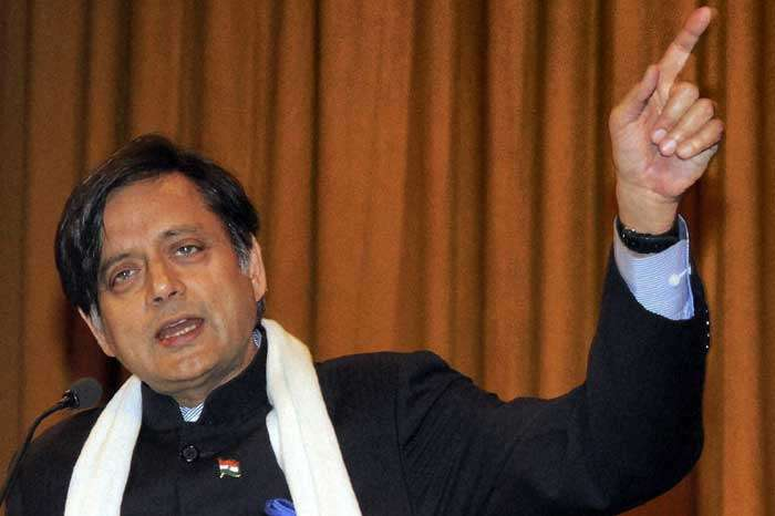 Cong Distances Itself From Tharoor's Praise of Modi