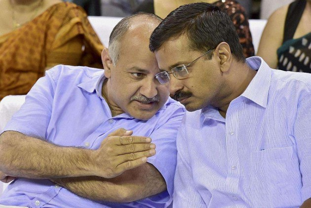 Kejriwal Seeks 'Public Trial' of Media Over 'Conspiracy to Finish Off AAP'