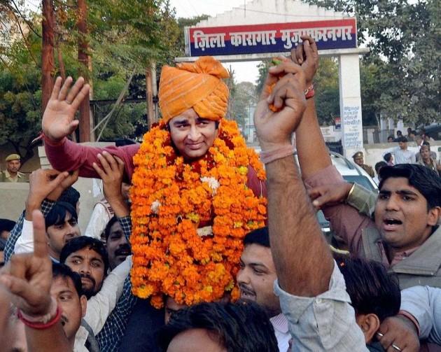 BJP's Sangeet Som Gets Z-Security, Oppn Slams Govt