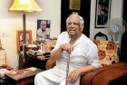 Frequent Parliament Disruptions 'Agonising' : Somnath Chatterjee