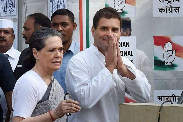 Herald Case: Sonia, Rahul Get Relief From Delhi HC