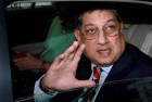 IPL Scam: SC Names Srinivasan, Three Others Figuring in Mudgal Probe