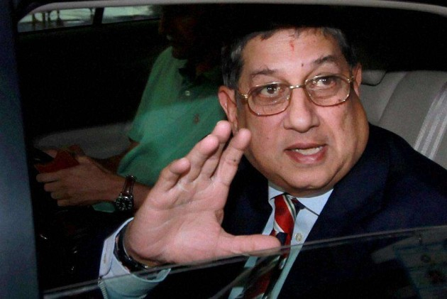 Srinivasan Can Take Over BCCI Only After Clean Chit From Mudgal: SC