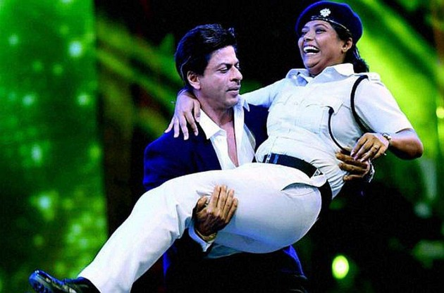 'Criticism Over Dancing With Lady Cop Based on Gender Distinction'