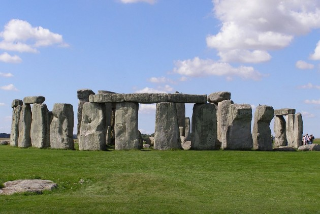 Stonehenge Mystery Solved: It Was Once a Complete Circle