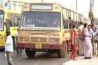 Tamil Nadu: Transport Workers Demanding Release of  Funds Begin Indefinite Strike