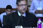 Subramaniam Seeks Withdrawal of Candidature as Judge of SC