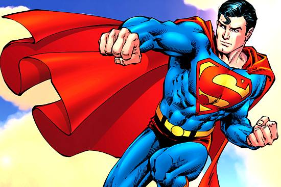 Superman's Solar-Powered Feats Break Laws of Physics