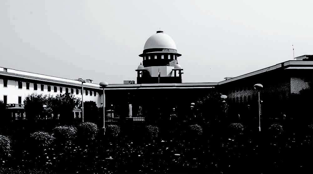 Release Undertrials Who Have Served Half of Max Sentence: SC