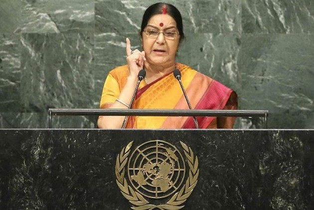 Safety of Indians More Important Than Strategic Partnership with US: Sushma Swaraj