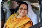 Sushma Swaraj Hails ICJ Order on Kulbhushan Jadhav, Calls It a 'Great Relief'