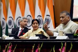 No Indian Casualty in Germany Shooting Rampage: Swaraj