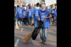 Author Manu Sharma Donates Lifetime Savings for Swachh Bharat