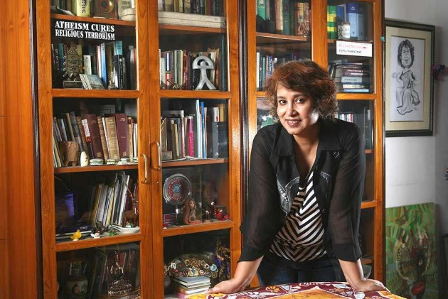 Govt Extends Taslima Nasreen's Visa for a Year