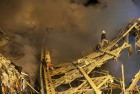 Tehran Mayor Says 20 Firefighters Dead in High-Rise Collapse