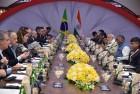 BRICS 2016: Modi Meets Brazilian President Michel Temer