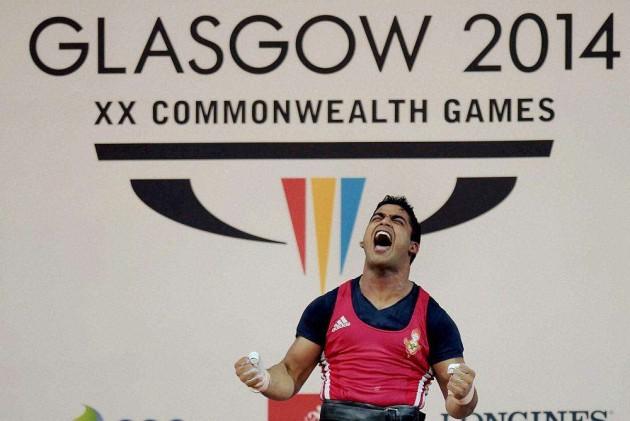 Vikas Thakur Bags Silver in CWG Weightlifting