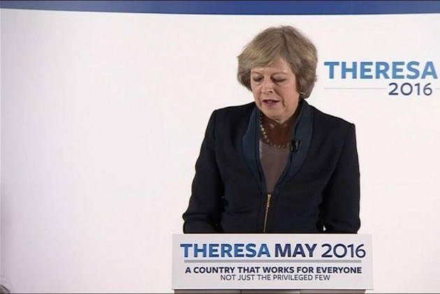 news political parties conservative party commons diary theresa