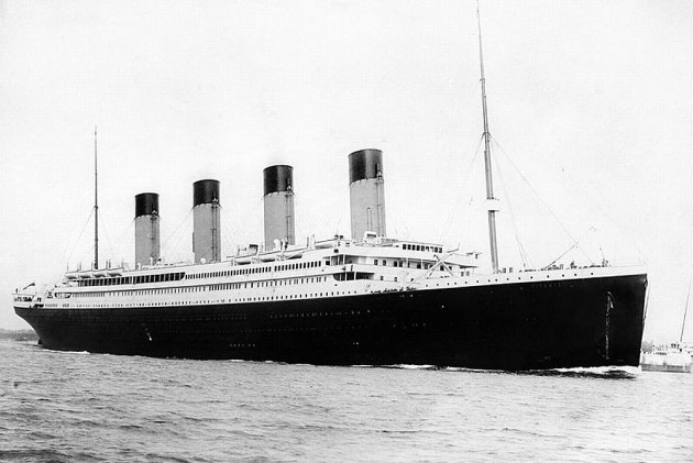 Did an Exceptional Iceberg Sink the Titanic?