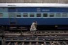 Youths Click Photos of Woman Who Fainted on Rly Track Instead Of Helping