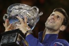 Djokovic Thrashes Murray for Sixth Aussie Open Title