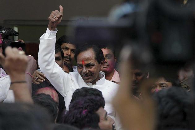 Hyderabad Comes to a Halt As Massive T'gana Survey Begins