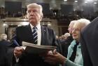 New Trump Order Drops Iraq From Travel Ban List: Officials