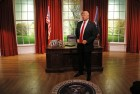 Now Trump's Wax Statue Replaces Obama at Madame Tussauds London
