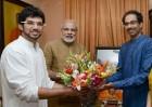 BJP Back-Stabbed Balasaheb by Snapping Ties With Sena: Aditya