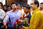 Shiv Sena Hails Achievements Of Congress Regimes, Says PM Modi Not Ready To Admit Demonetisation 'Chaos'