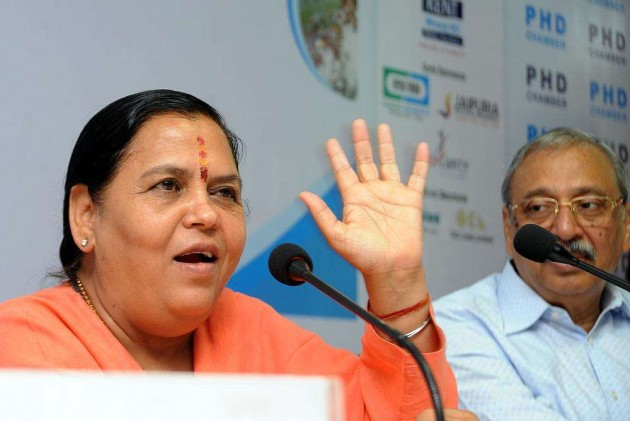 Efforts On to Detect Roots of River Saraswati: Uma Bharti