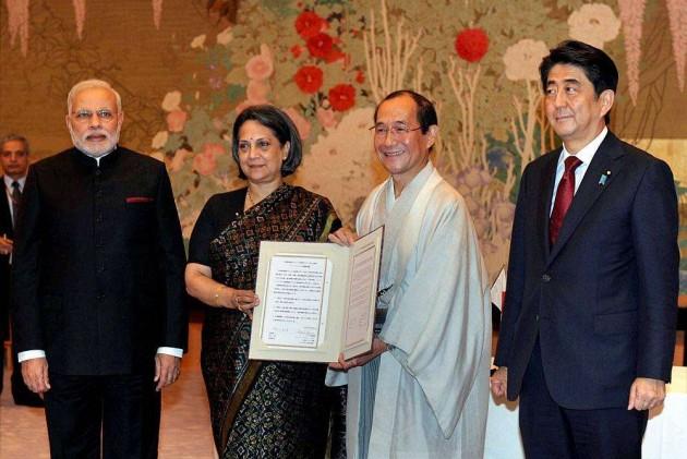 India, Japan Sign MoU to Turn Varanasi into a 'Smart City'