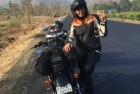 India's Top Biker Veenu Paliwal Dies in Road Accident