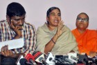 Now Govt Desperate to Declare Rohith as OBC, Says Radhika Vemula