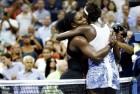 Serena Beats Venus to Sustain Slam Bid at US Open