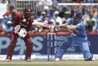 India Lose First T20 by One Run Against Windies