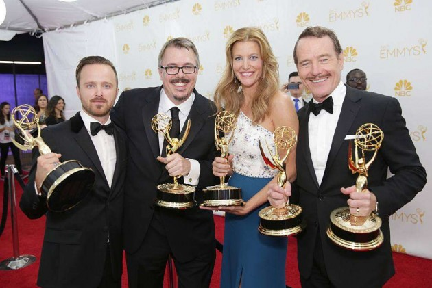 'Breaking Bad,' 'Modern Family' Rule the Show at the Emmys