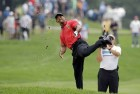 Spieth Consolidates Lead, Tiger Makes Further Progress