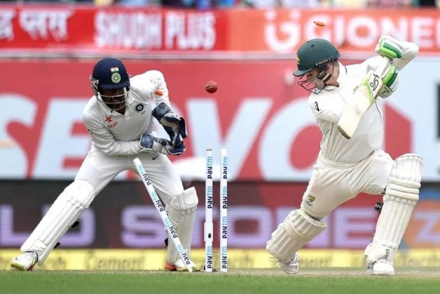 Kuldeep Takes Four On Dharamsala-Debut, Australia Bowled Out For 300 On Day One