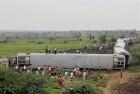 13 Injured After Train Derails in Pakistan