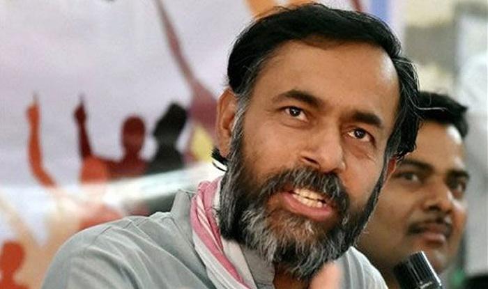 Police detain Yogendra Yadav, Medha Patkar, Swami Agnivesh in Ratlam's Jaora