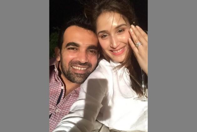 Zaheer Khan Announces Engagement With Actress Sagarika Ghatge