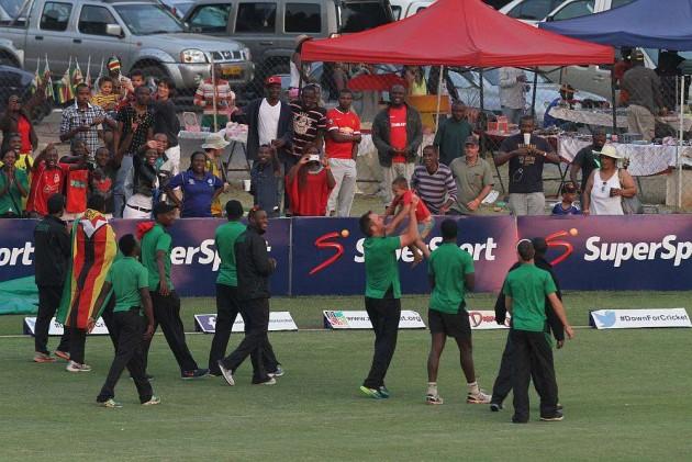 Zimbabwe's 2nd Win Over Champions Australia in 31 Years